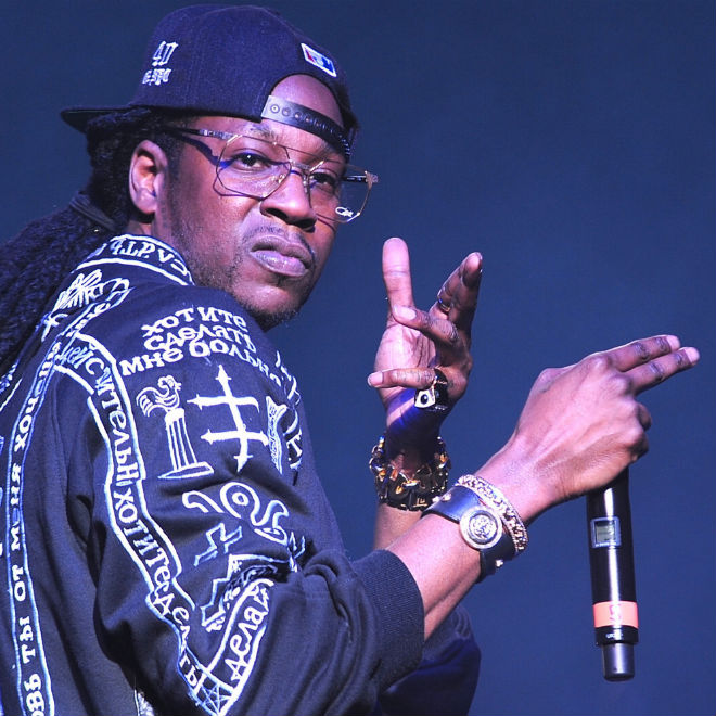 2 Chainz Charged With Felony Drug Possession After Syrup Arrest