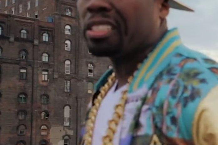 50 Cent featuring Joe - Big Rich Town