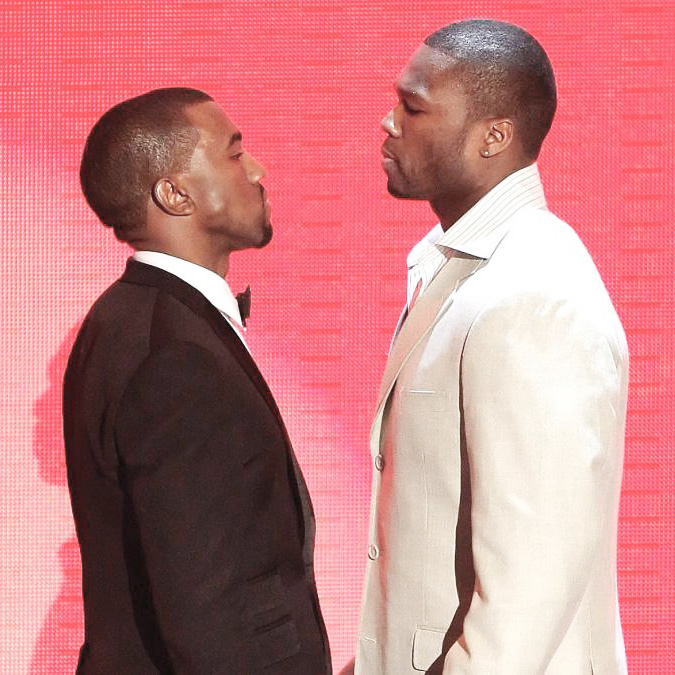 """50 Cent on Kanye's 'Yeezus' Album: """"It Sounds Weird To Me"""""""