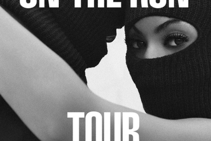 Beyoncé & Jay Z Add Paris Dates to their 'On the Run' Tour