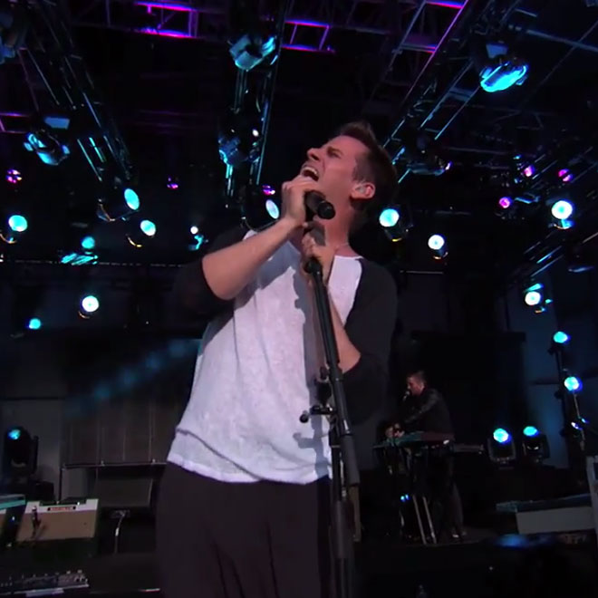 """Foster the People Perform """"Best Friend"""" & """"Are You What You Want To Be?"""" on Jimmy Kimmel Live!"""