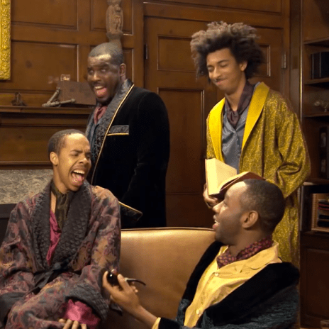 "Watch the Sizzle Reel for Season Three of Odd Future's ""Loiter Squad"""