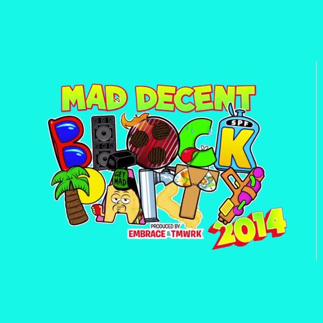 The 2014 Mad Decent Block Party (Mixtape)