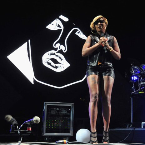 Watch Mary J Blige Join Disclosure On Stage At Coachella