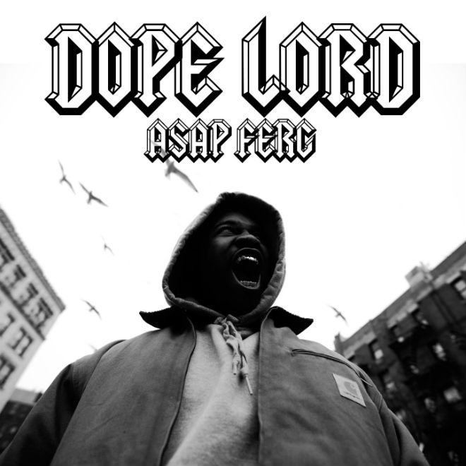 A$AP Ferg - Dope Lord (Move That Dope Remix)