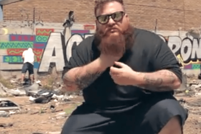 Adventure Time with Action Bronson - South Africa