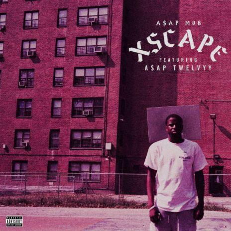 A$AP Mob featuring A$AP Twelvyy - Xscape
