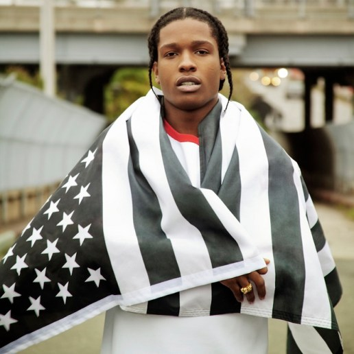 Listen to A$AP Rocky's Soundtrack for 'Baby Gangster' Documentary