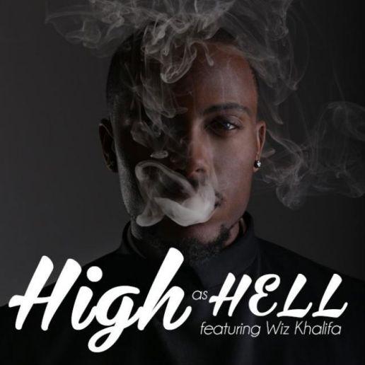 B.o.B featuring Wiz Khalifa - High As Hell