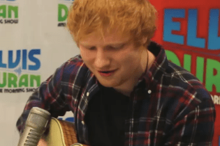 "Best Cover Yet? Ed Sheeran Takes on Beyoncé's ""Drunk In Love"""