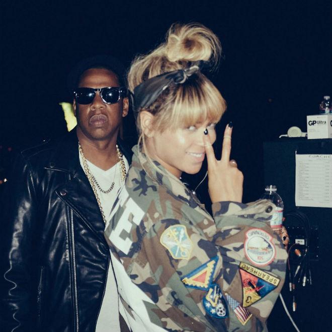 Beyoncé & Jay Z Share Impressions from Coachella
