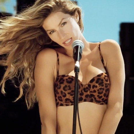 Blondie - Heart of Glass (Gisele Bündchen & Bob Sinclar Cover)