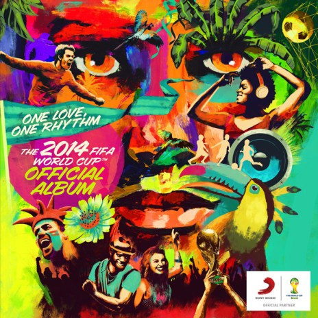 FIFA Unveils World Cup Album Tracklist And Shares The Official 2014 World Cup Song