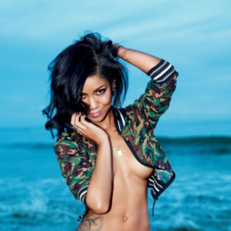 Click Through Jhené Aiko's GQ Photo Spread