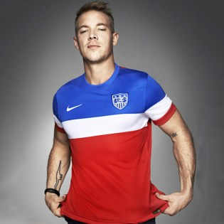 Diplo, HAIM and Spike Lee Reveal Nike's U.S. Soccer Kit For 2014 FIFA World Cup
