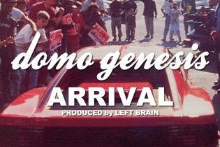 Domo Genesis - Arrival (Produced by Left Brain)