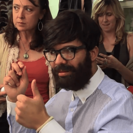 Drake Disguises Himself for 'Lie Witness News' on 'Jimmy Kimmel Live'