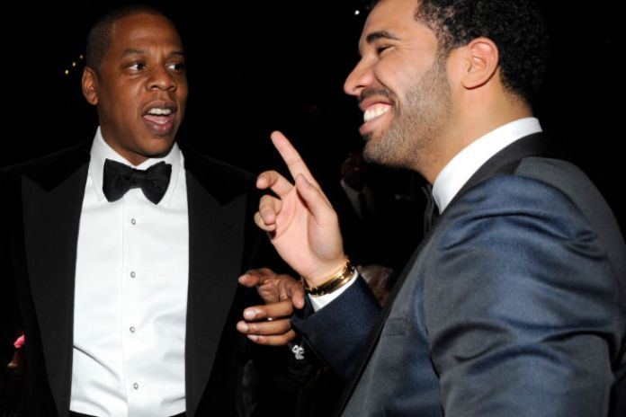 Did Drake Take a Shot at Jay Z During The Nets-Raptors Playoff Game?