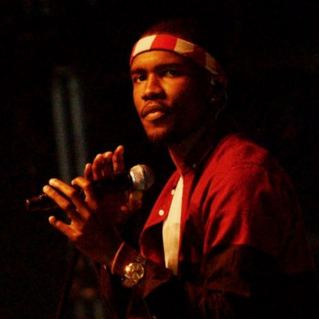 Frank Ocean Is Finishing His New Album