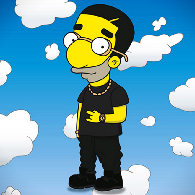 Here's Drake, Kanye West, Tyler, The Creator and More Re-Imagined As Cartoon Characters
