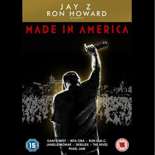 Jay Z Presents: Made in America' Movie Coming in May
