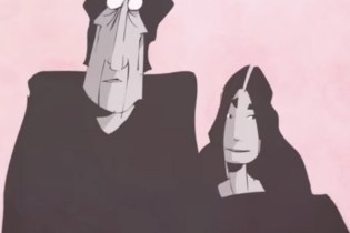 Watch This Animated Interview With John Lennon And Yoko Ono About Love