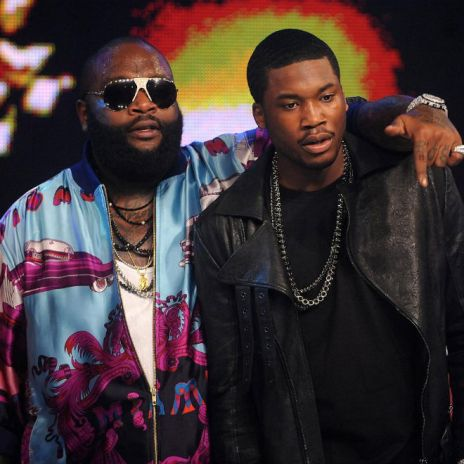 Meek Mill featuring Rick Ross - Off The Corner