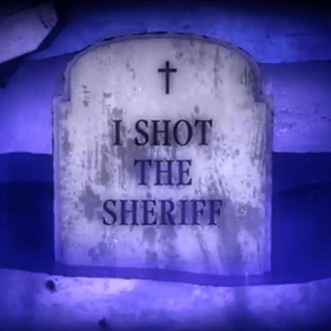 N.A.S.A. featuring Karen O - I Shot The Sheriff