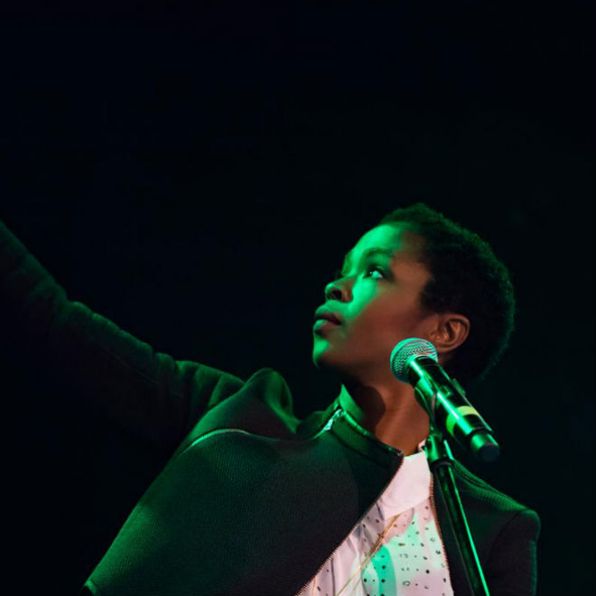 Nas Brings Out Lauryn Hill at Coachella