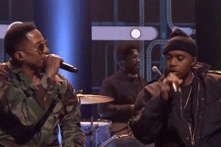 Nas & Q-Tip Perform 'Illmatic' Classics on 'The Tonight Show'