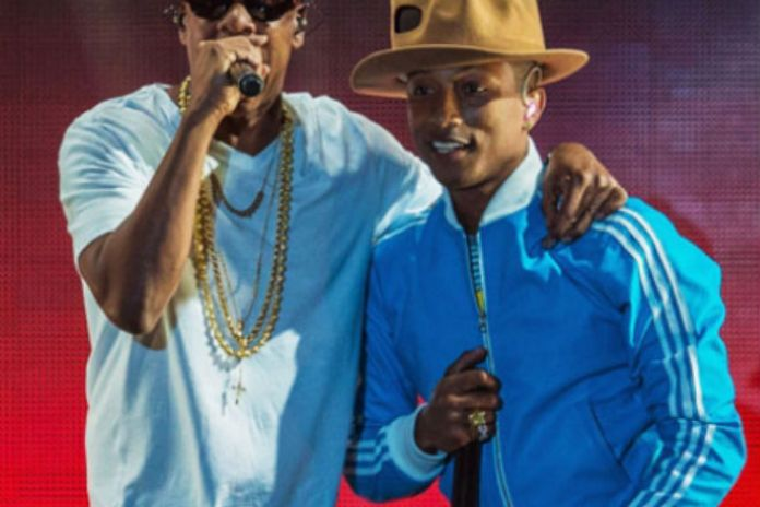 Pharrell Brings Out Jay Z, Usher, T.I., Pusha T & More During Second Coachella Performace