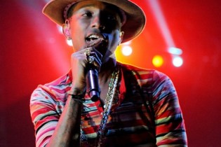 "Pharrell Releases New Book ""Inspiration"""
