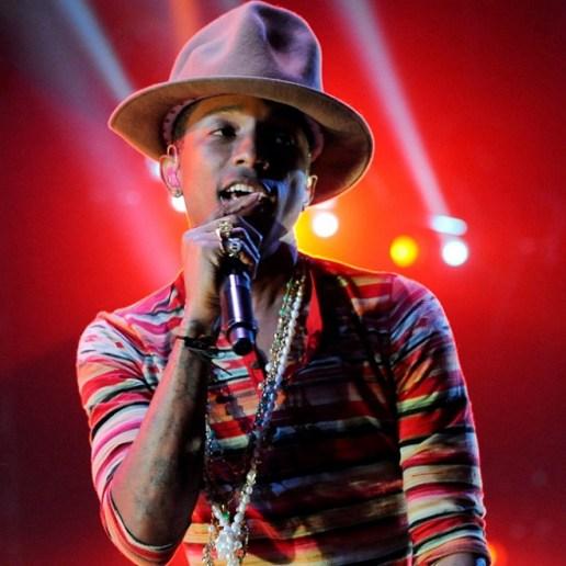 "Pharrell Releases New Book ""Inspiration"""