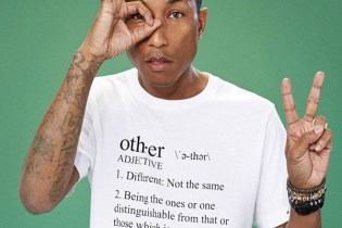 Pharrell To Curate 'GIRL' Exhibit at Galerie Perrotin in Paris