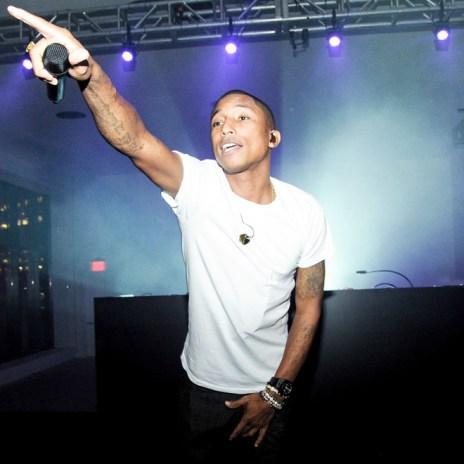 Pharrell To Join NBC's 'The Voice' As Coach Next Season
