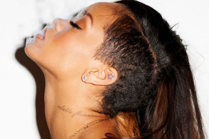 Rihanna Shows It All on the Cover of 'lui' Magazine
