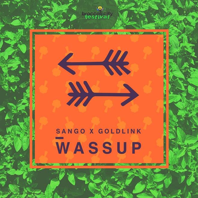 Sango & Goldlink - Wassup