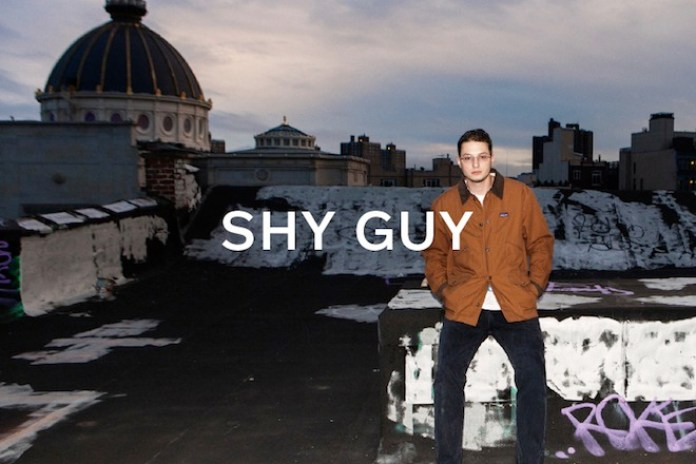 Shy Guy Mix For SSENSE