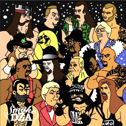 Smoke DZA & 183rd - Ringside 2 (Full EP Stream)