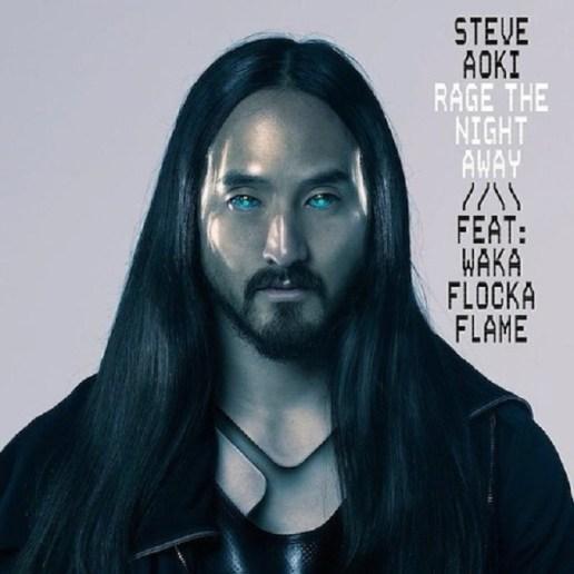 Steve Aoki featuring Waka Flocka Flame - Rage The Night Away