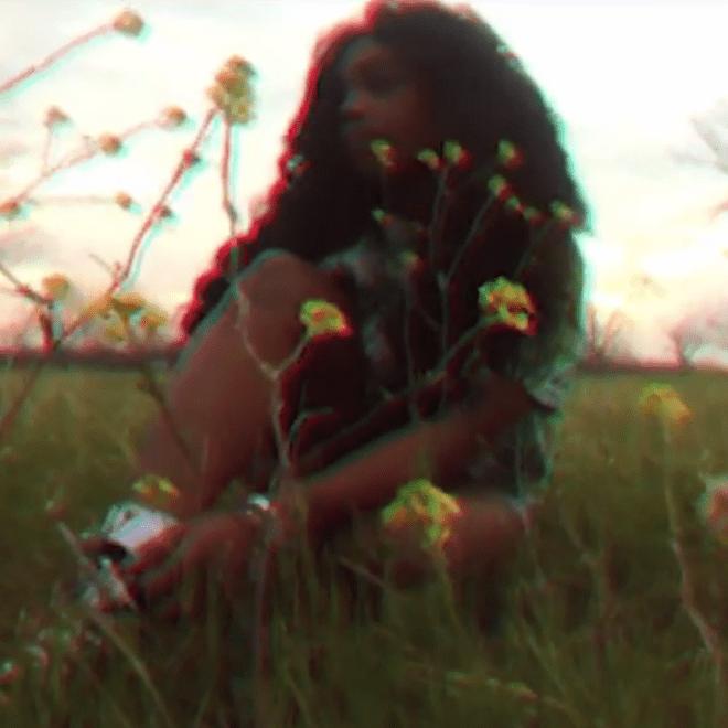 SZA featuring Isaiah Rashad – Warm Winds
