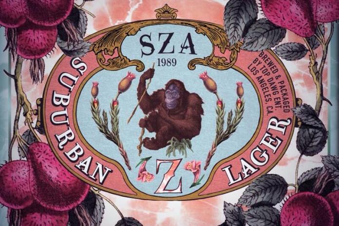 SZA - Z (Full EP Stream)