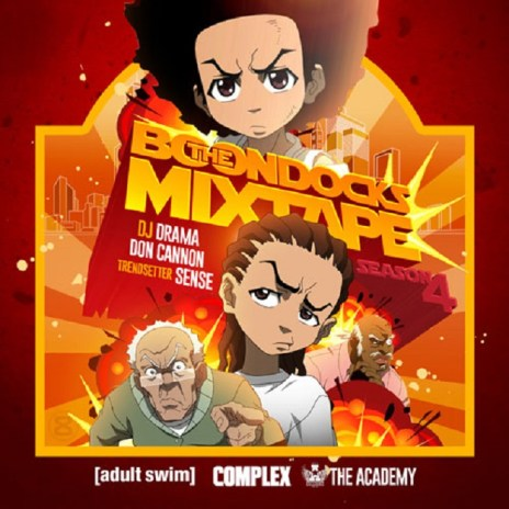 'The Boondocks' Final Season Mixtape Available Now
