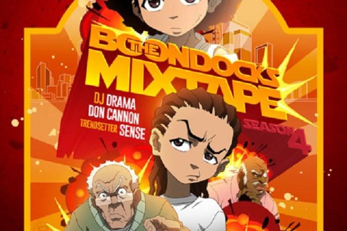 'The Boondocks' Final Season Mixtape Available Now