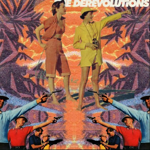 the derevolutions - Now You Know My Name