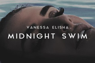 Vanessa Elisha - Midnight Swim (Produced by GXNXVS)