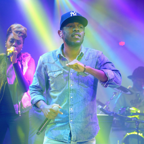 Watch Alicia Keys, Pharrell Williams & Kendrick Lamar Perform at the 'The Amazing Spider-Man 2' Party in NYC