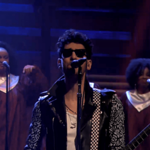 Watch Chromeo Perform on Jimmy Kimmel Live