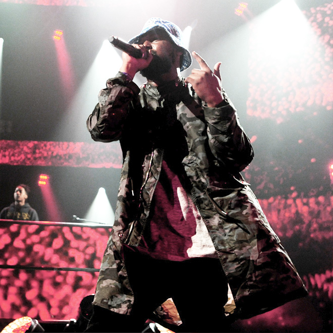 """Watch ScHoolboy Q Perform """"Studio"""" and """"What They Want"""" on Jimmy Kimmel Live!"""