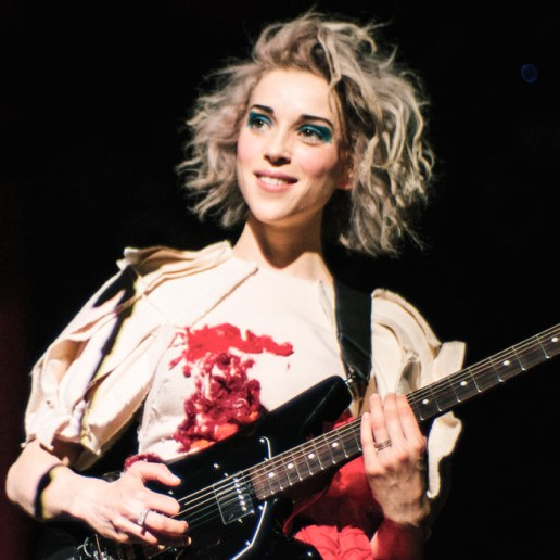 """Watch St. Vincent Cover """"Lithium"""" by Nirvana"""